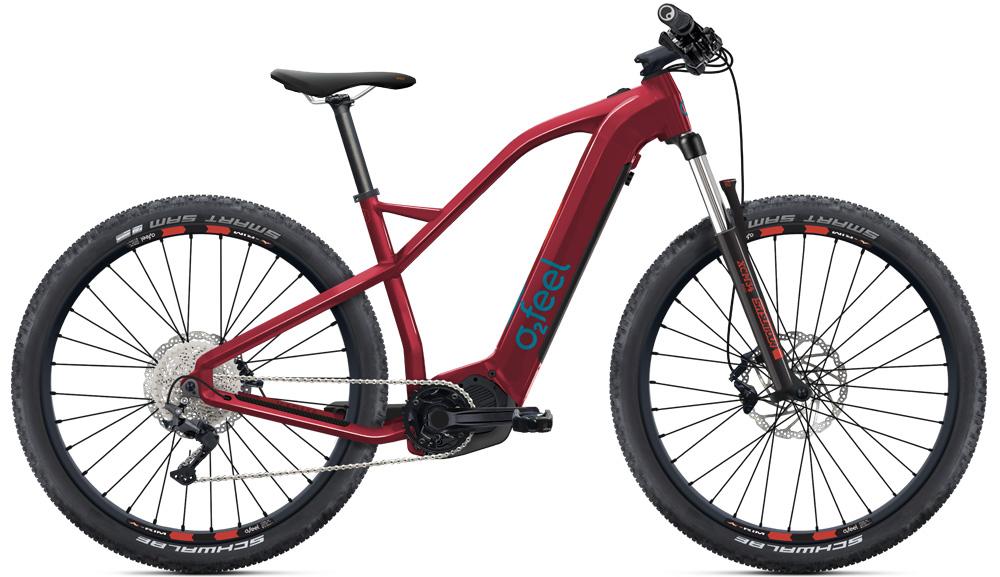 VTT-electrique-o2feel-karma-xc-boost-41-rouge